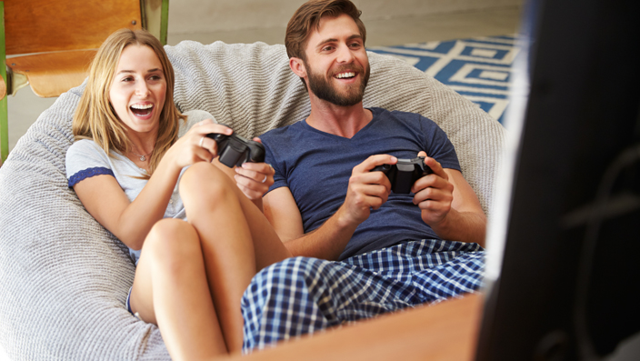5 reasons why picking up women is like playing a video game