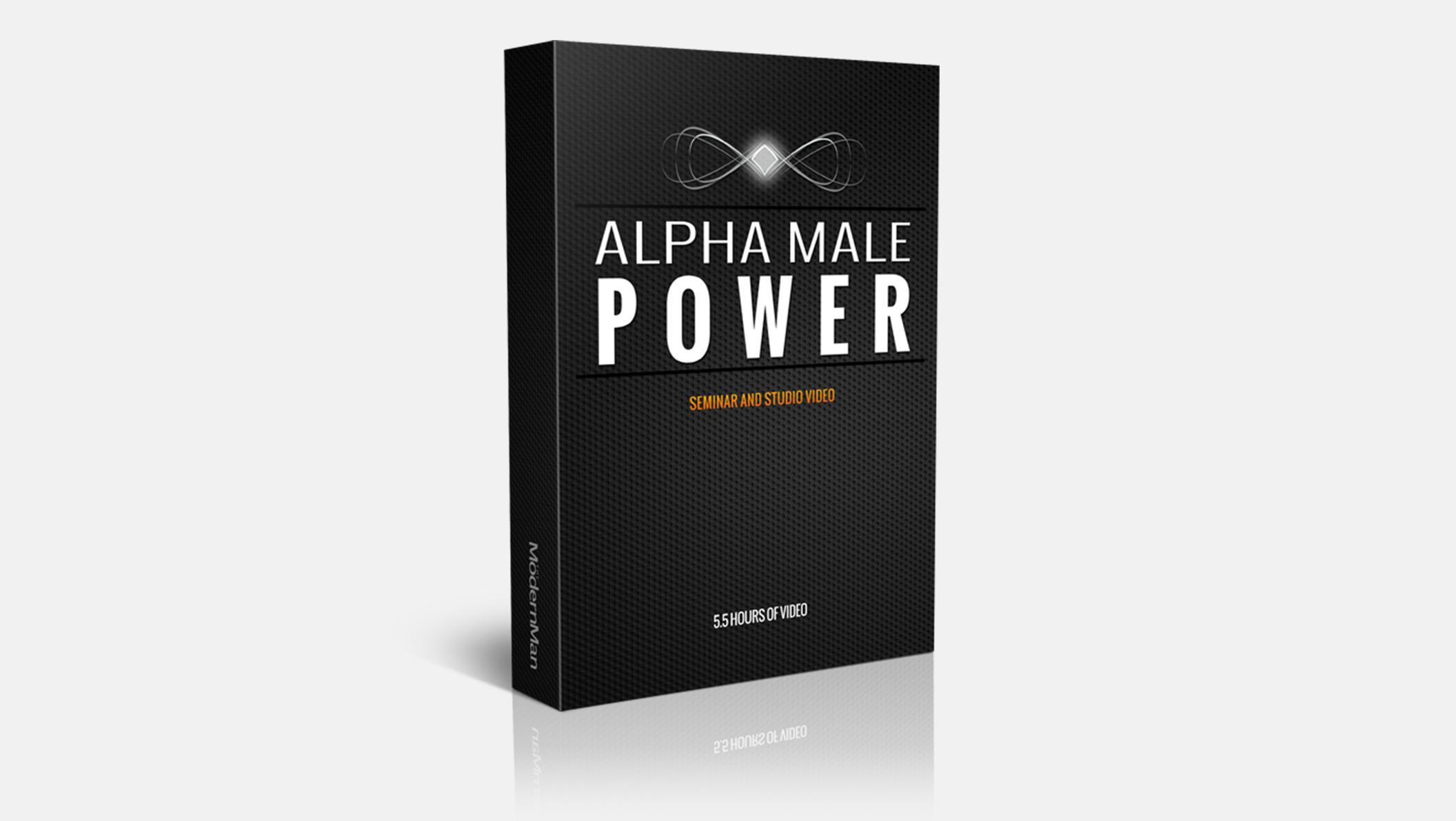 Alpha Male Power