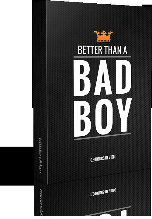 Better Than a Bad Boy