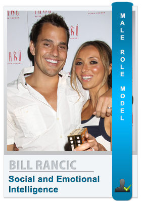Bill Rancic - Male role model