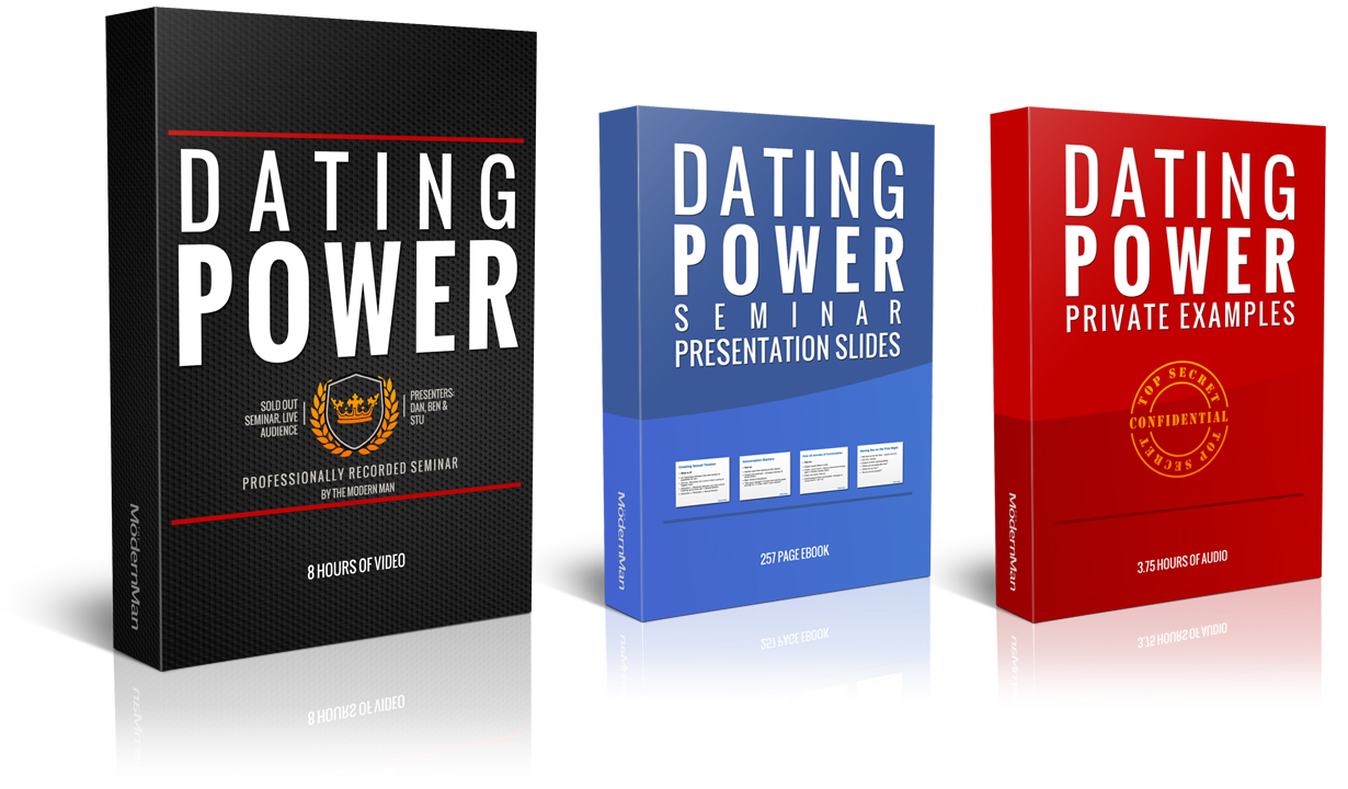 Dating Power - Plus Bonuses
