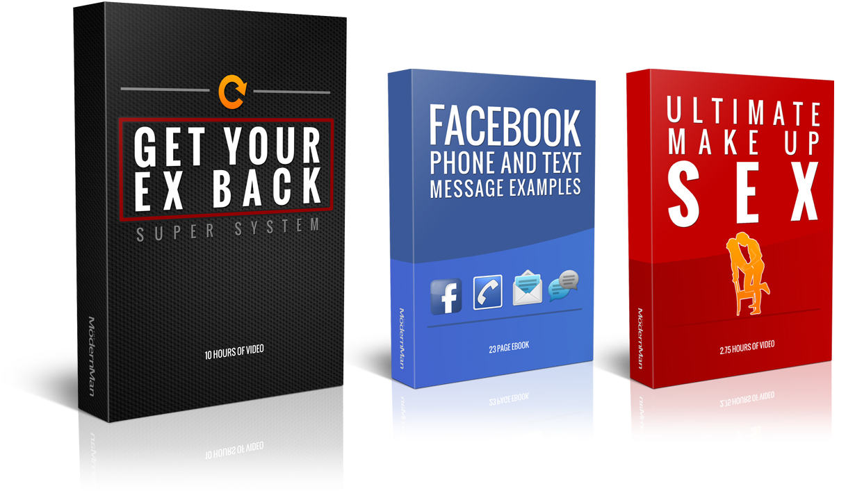 Get Your Ex Back: Super System - Plus Bonuses