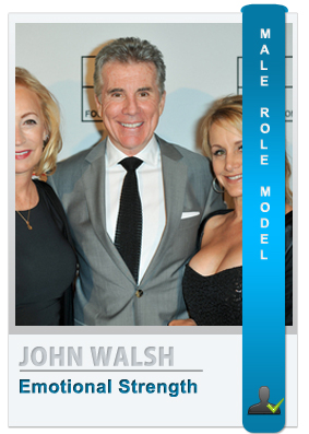 John Walsh - Male role model