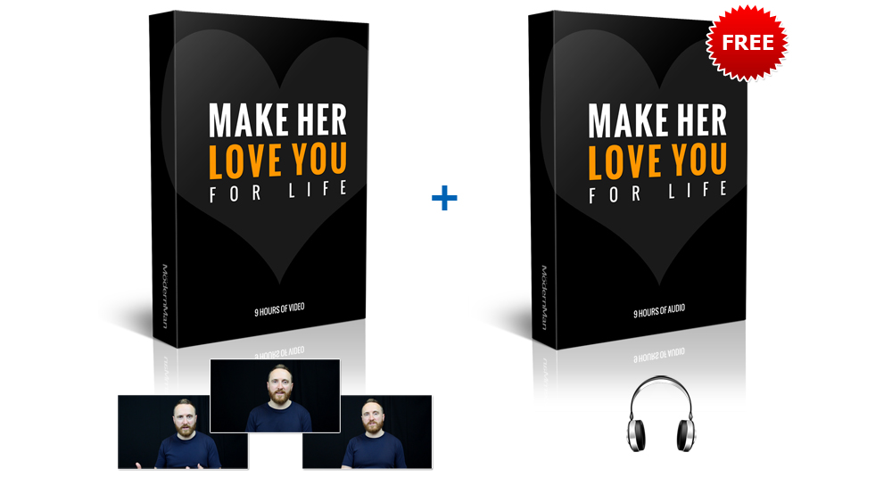 Make Her Love You For Life - FREE audio