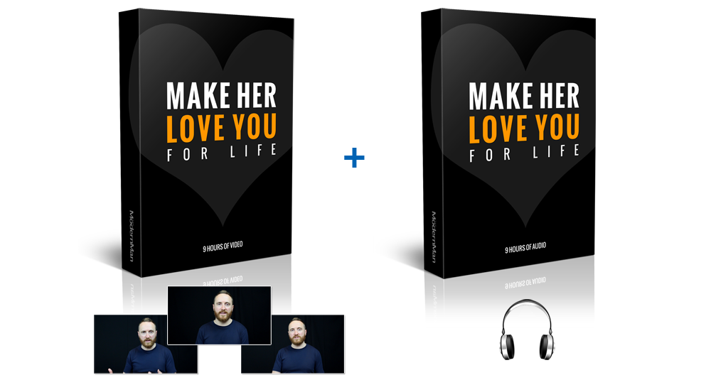 Which product is best for you the modern man make her love you for life video and audio fandeluxe Images