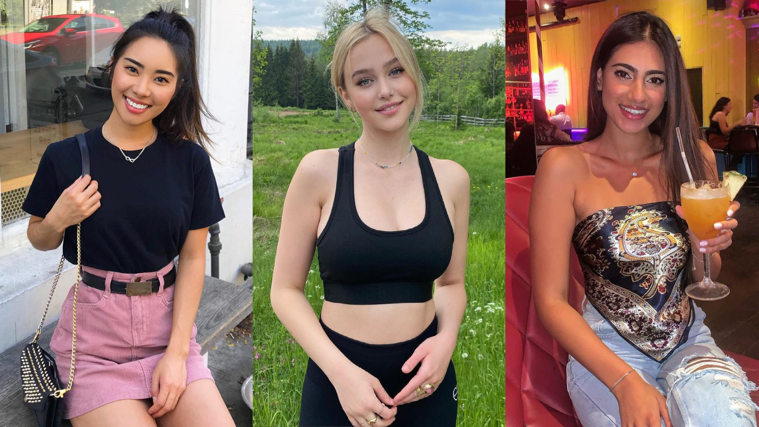 Most women can easily line up dates via dating apps