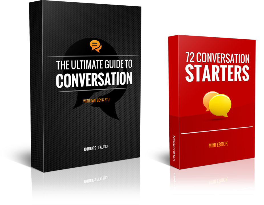 The Ultimate Guide to Conversation - Plus Bonus