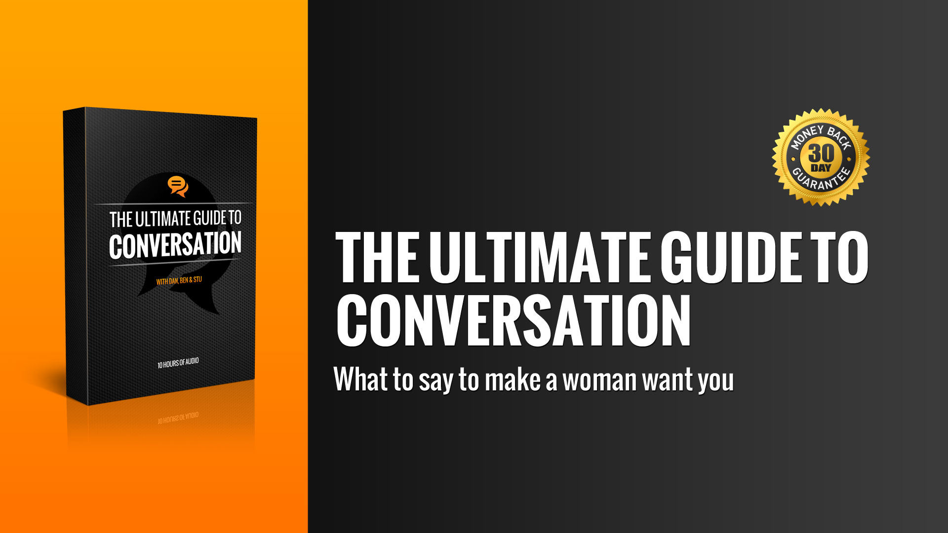 The Ultimate Guide to Conversation