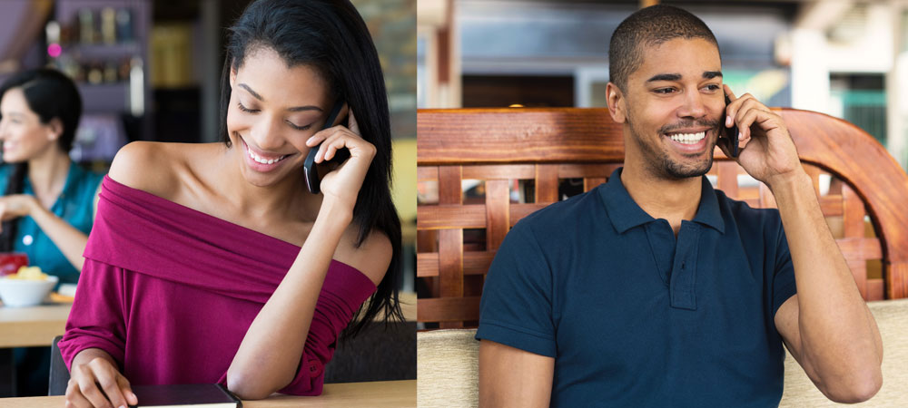 Attracting your ex over the phone