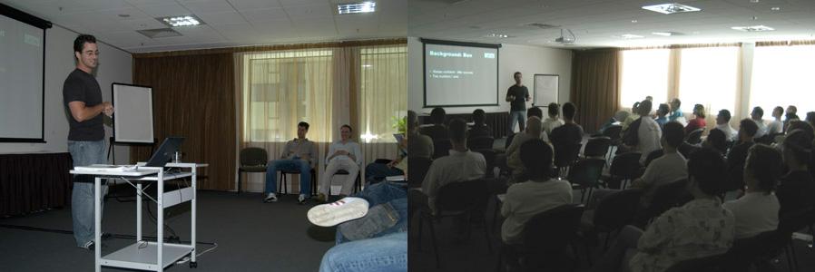 Ben - seminar