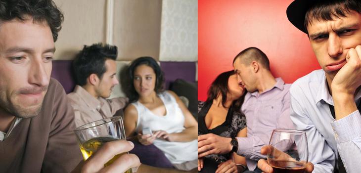 Male dating behavior