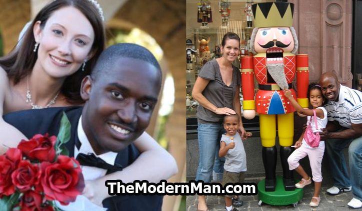 Black guys with white women