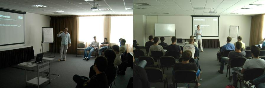 Dan - seminar