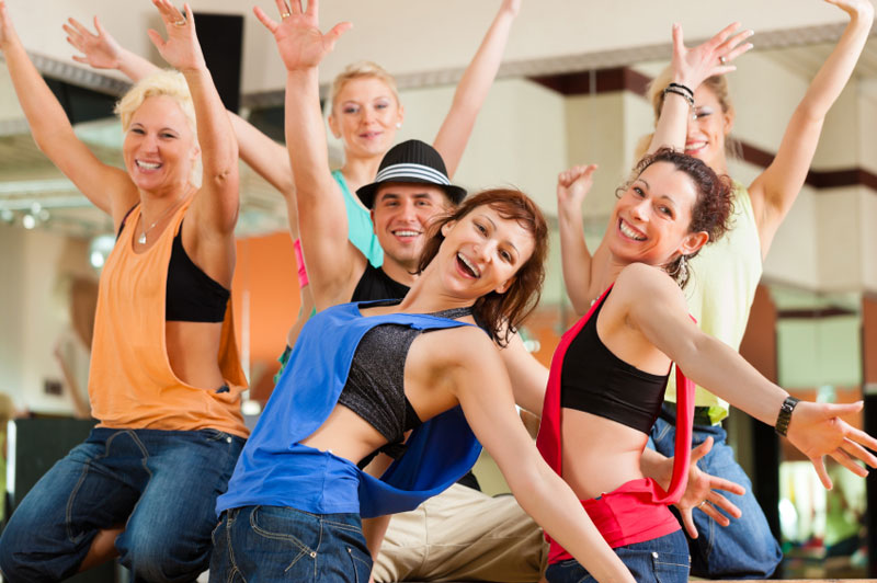 Finding single women at dance classes