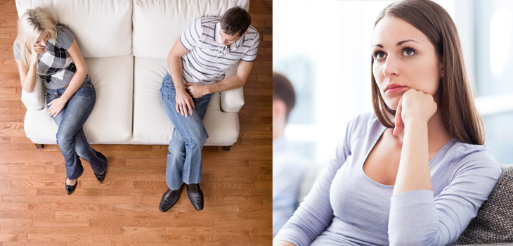 Is there a serious, fundamental problem in your relationship?