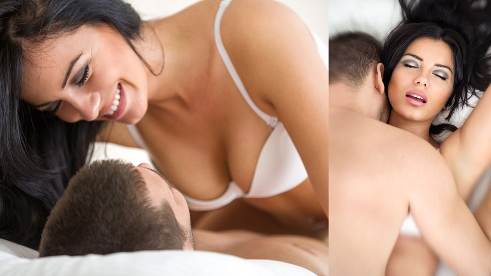 porn massage erection