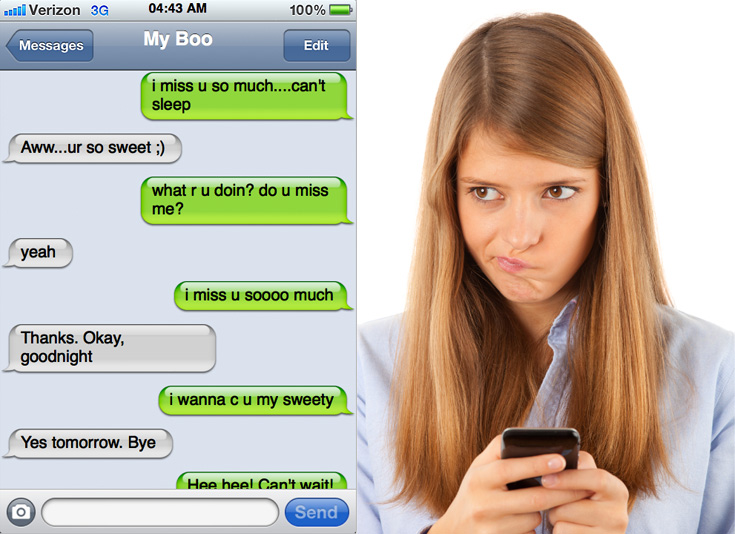 Dating advice for men texting late