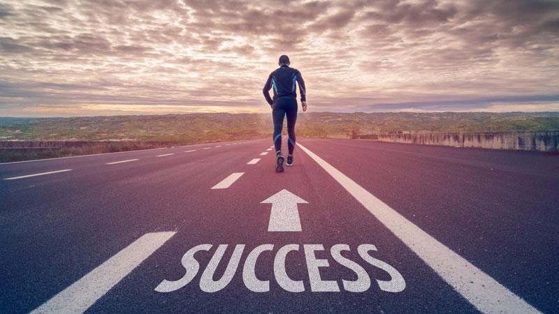 Heading towards success