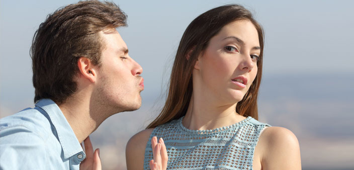 How to recover from a bad first impression you've made on a girl