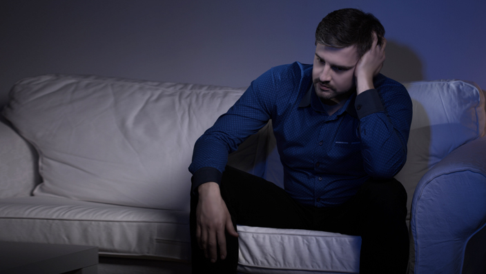 I'm an emotional mess after being dumped
