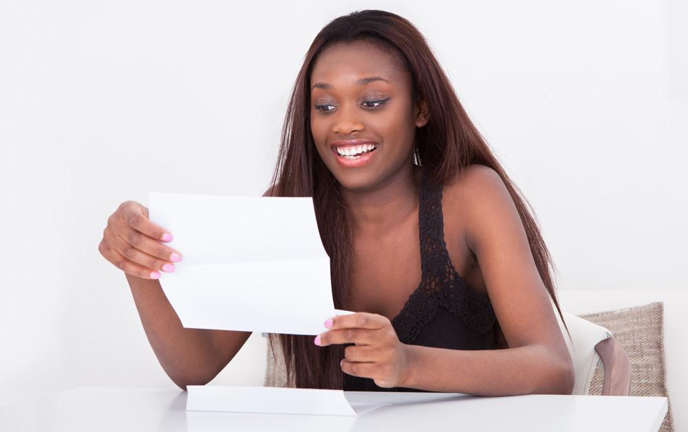Carta de amor à sua ex-namorada