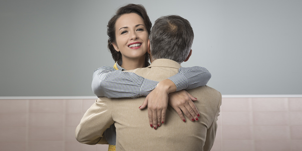 Make your wife feel a renewed sense of respect and attraction