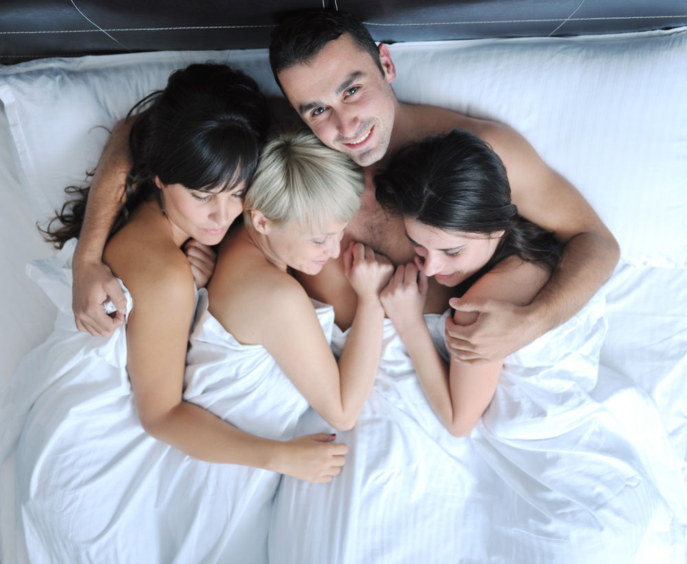 Man with multiple wives