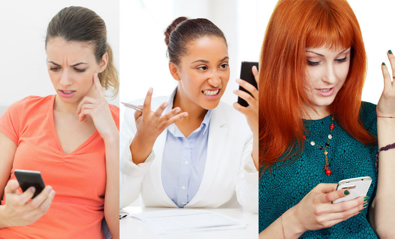 Mistakes to avoid when texting your ex after breaking up