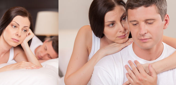 My wife wants me to sleep with another woman