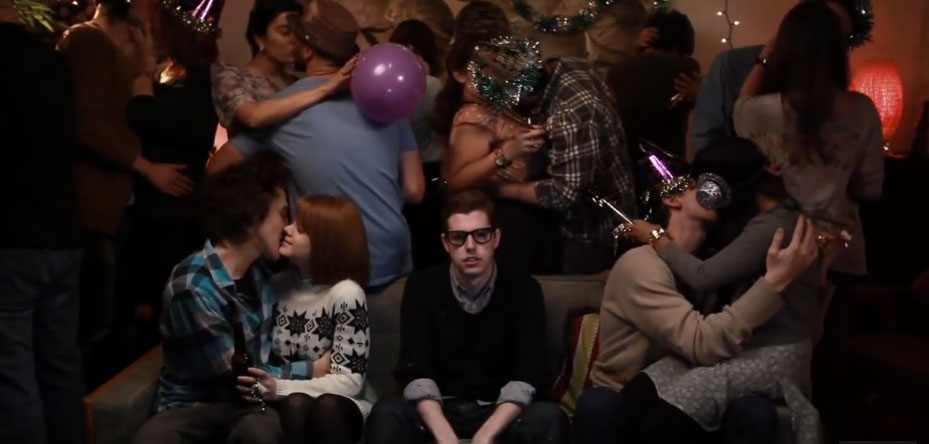 New years eve forever alone