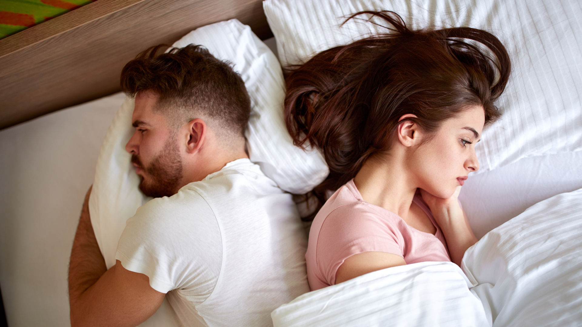 No sex after date night for unhappy couple
