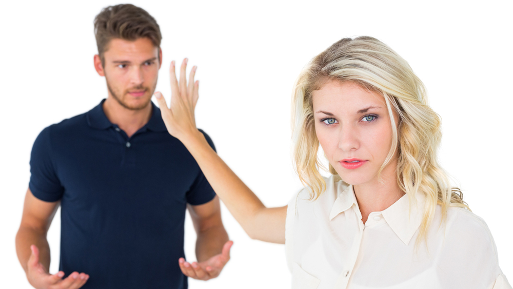Not improving your ability to attract her before interacting with her again