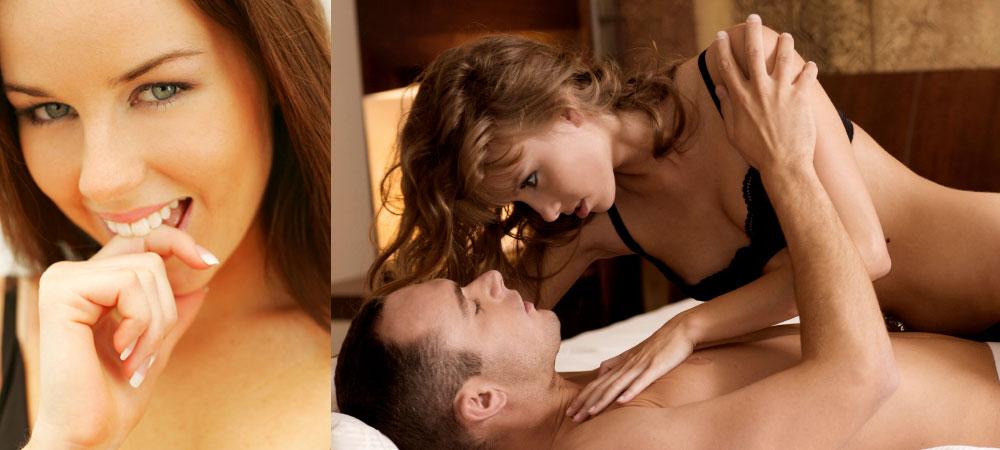 Putting out vs. enjoying sex