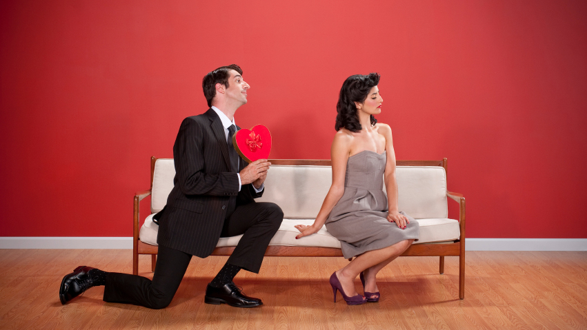 Unless you first attract a woman, she will usually reject you regardless of how much interest you show in her.