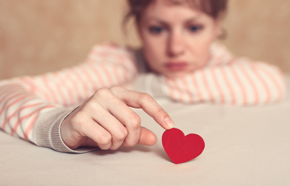 how to stop being in love with your ex