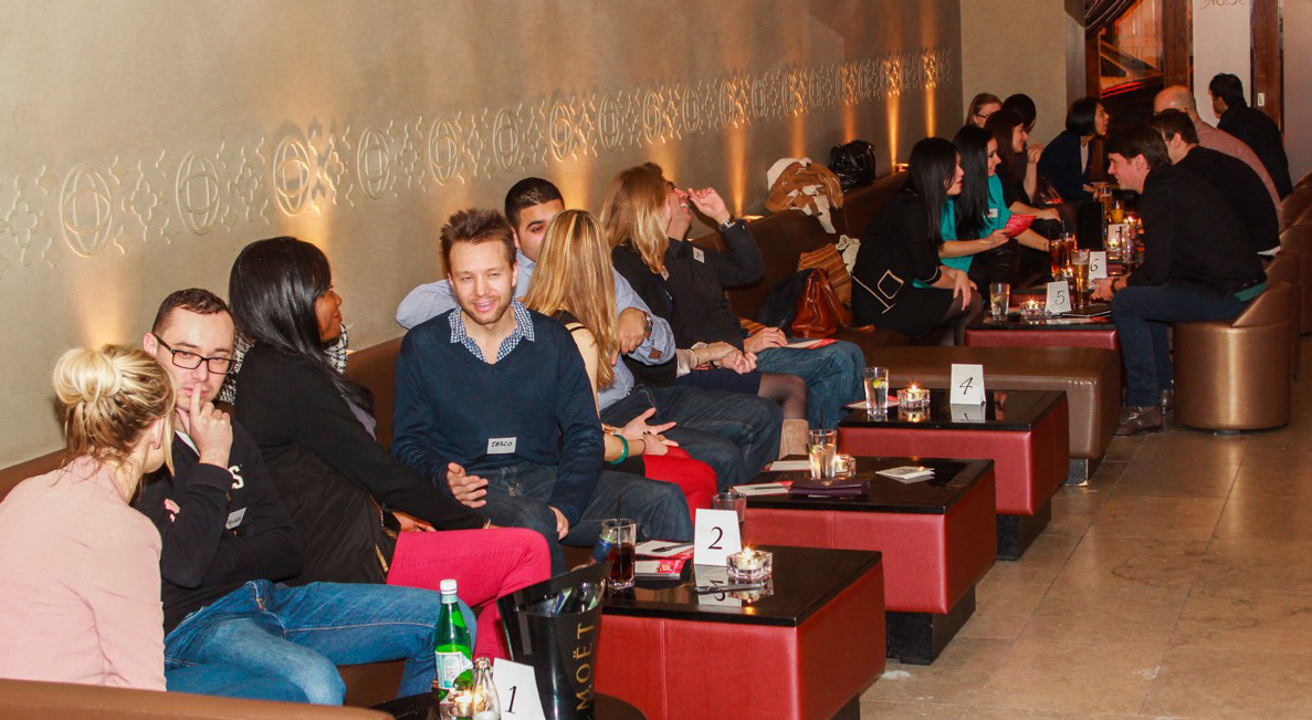speed dating south bank On the look out for the best places for singles in london (speed dating with rude deals to make this a top night out that doesn't break the bank.
