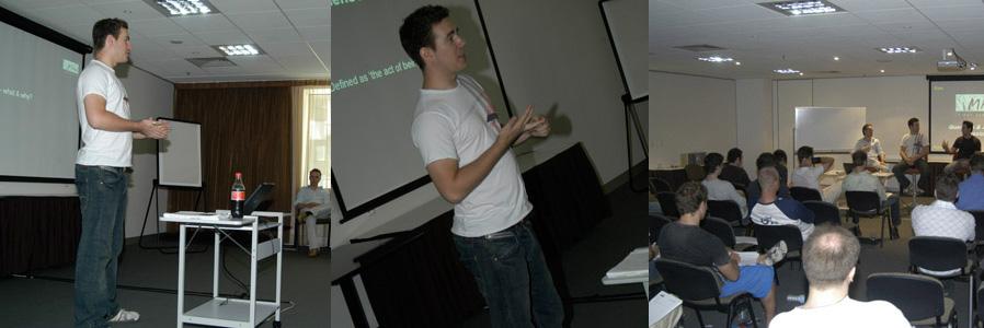 Stu - seminar