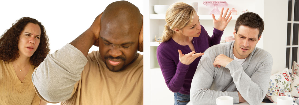 Things to avoid saying to your wife