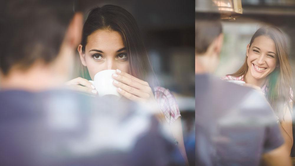 Undoing a break up at a meet up