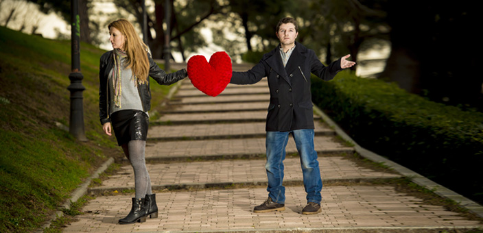 What to do if your ex says she loves you, but doesn't want to be with you