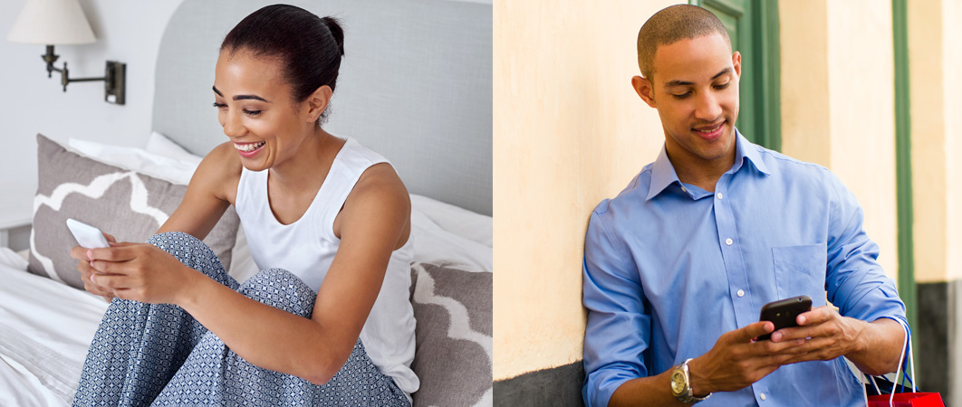 What to text a woman examples