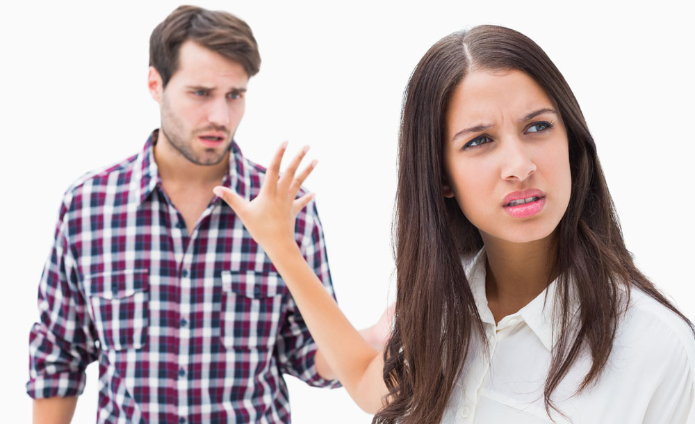 When not to tell a woman that you love her
