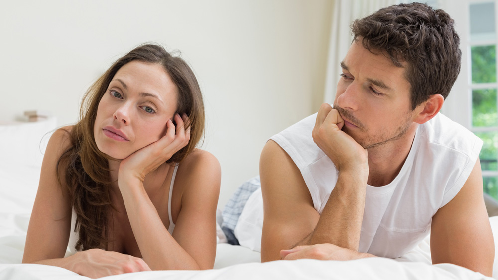 Why has your wife fallen out of love with you?