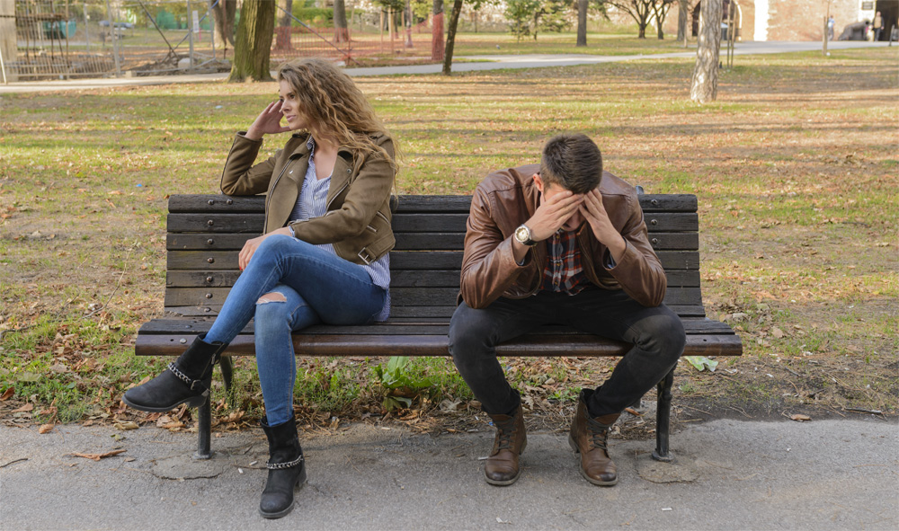 Why your ex doesn't want to tell you the full story