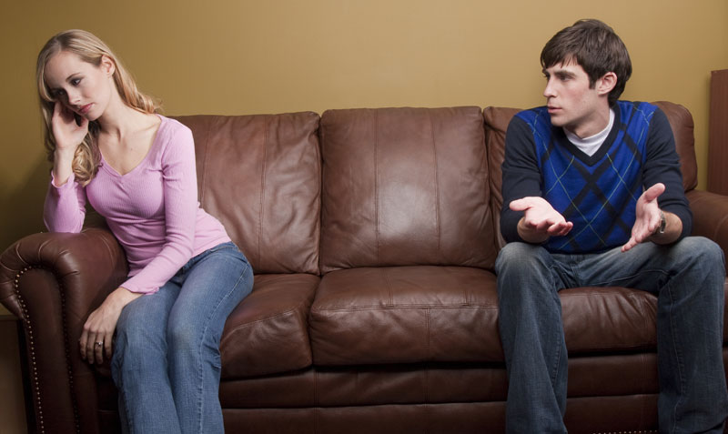 Wife tired of being taken for granted