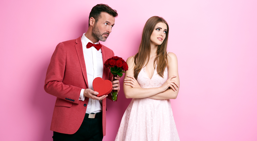Women don't choose men based on how nice they are