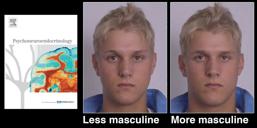 Women who take the contraceptive pill are more attracted to men with less masculine faces